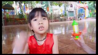 kids funny video, kids pretend play, LaLa Kids TV, Fun and Fails Baby Video