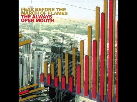 Fear Before The March Of Flames - The Waiting Makes Me Curious