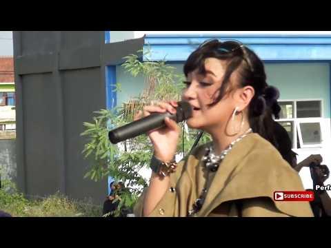 Aku Cah Kerjo - Jihan Audy - OM Sera Live SMKN 1 Kediri 2017
