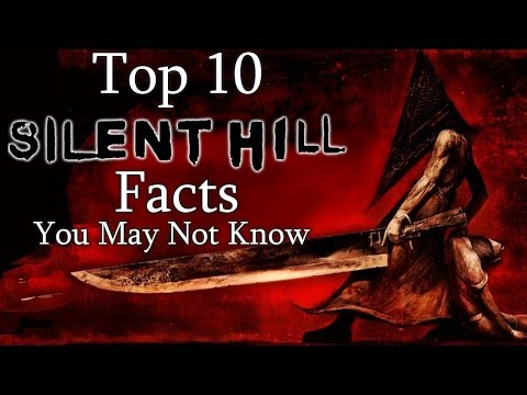 Top 10 'Silent Hill' Facts You May Not Know