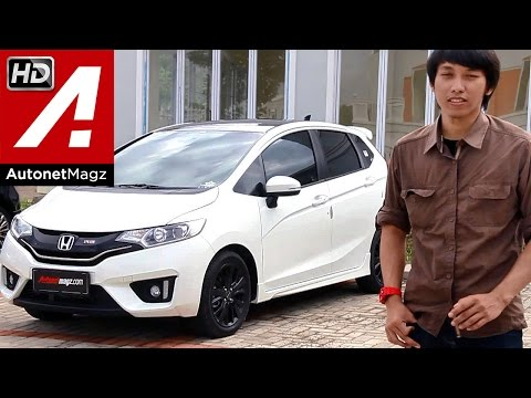 Review Honda Jazz RS 2014 Indonesia by AutonetMagz