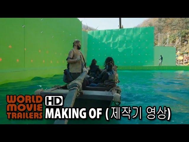 해적 : 바다로 간 산적 (The Pirates, 2014) CG 멀티트랙 특별 영상 (CG Special Video)