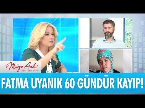 Fatma Uyanık 60 gündür kayıp! - Müge Anlı İle Tatlı Sert 4 Aralık 2017