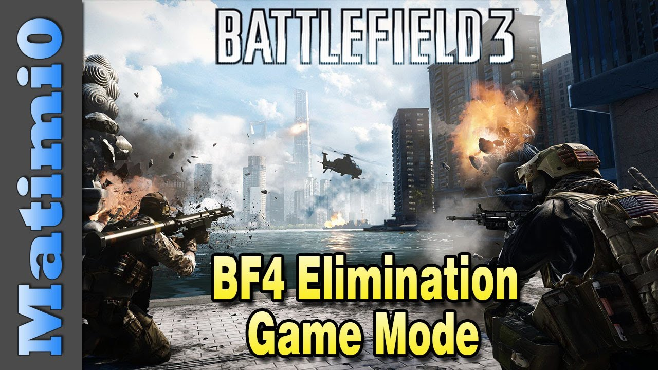 Elimination Game Movie Bf4 Elimination Game Mode