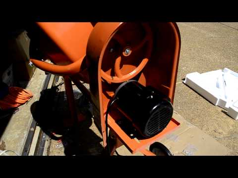 HF-Cement-Mixer-Assembly Part 2