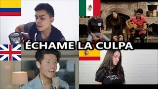 Download Lagu Who Sang Better: Échame La Culpa Gratis STAFABAND