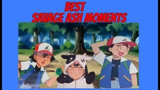 Best Ash Moments SAVAGE COMPILATION
