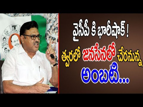 Ambati Rambabu gives huge shock to YCP || AP Politics || Kai Tv Media