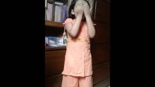 ধিতাং ধিতাং বলে। Dhitang Dhitang Bole By Anusrii Atriya