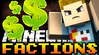 Minecraft: I SPENT ALL OF MY MONEY?! | Factions VS SSundee - Ep: 18
