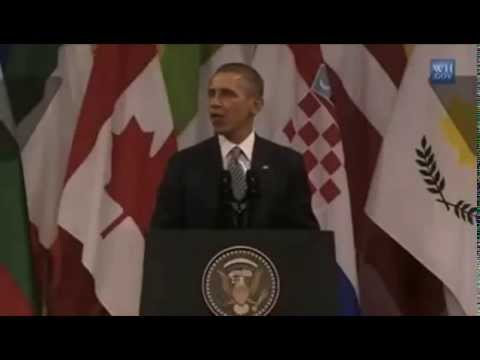 Obama Calls For A New World Order