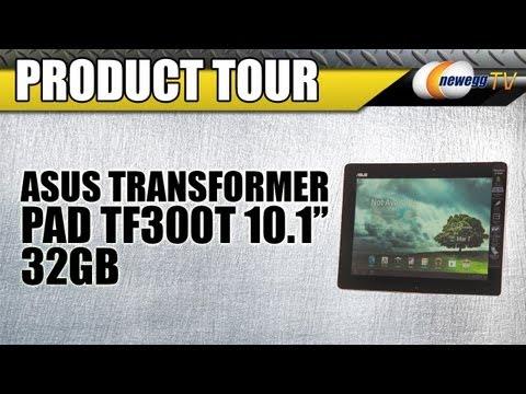 Newegg TV: ASUS Transformer Pad TF300T 32GB 10.1
