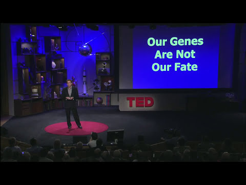 Your genes are not your fate - Dean Ornish