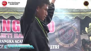 Lagu Jaranan ANDAIKAN KAU DATANG Voc Wulan & Bu Yayuk MANGGOLO GUSTI SAPUTRO Live Dandangan 2018