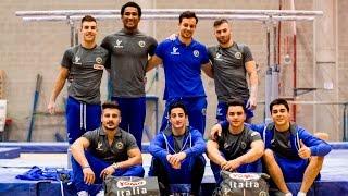 Torino - Incontro internazionale 2016 Italia - Grecia GAM Senior