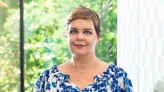 Amy Gravitt, HBO Executive speaks at Duke Political Science Graduation, 2018