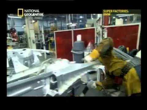 TRONG THE GIOI XE   Những nhà máy siêu hạng của BMW 4