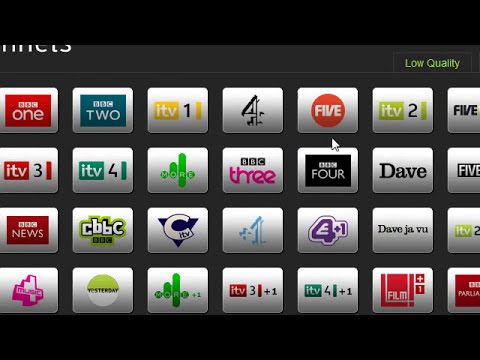 Watch Stream Online TV Live FREE on PC Laptop Freeview channels LEGAL - BBC, Sky News