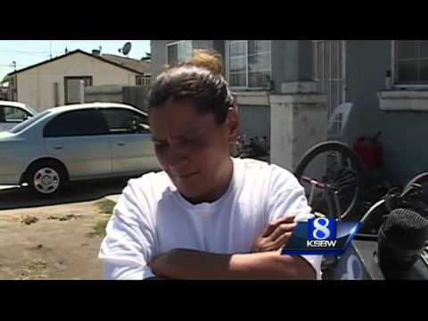 Salinas Child Sex Offender Shot In Salinas Outside His Home video