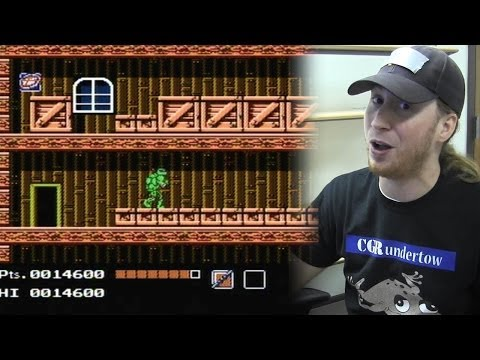 CGR Undertow - Observations and Frustrations with TEENAGE MUTANT NINJA TURTLES