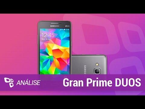 Samsung Galaxy Gran Prime DUOS [Análise] - TecMundo