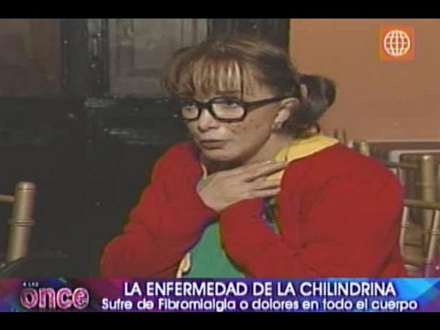 A las Once: Fibromialgia: extraño mal que aqueja a varios famosos - 26/09/2012