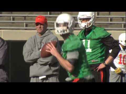 Oklahoma State Football: Spring Practice #4