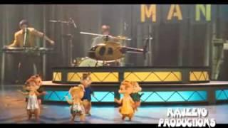 Munni Badnam Hui Darling Tere Liye Full Song - Chipmunks awesome song