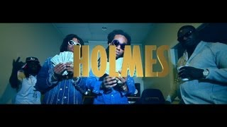MIGOS - HOLMES ft GUCCI MANE X SCOOTER [OFFICIAL VIDEO]