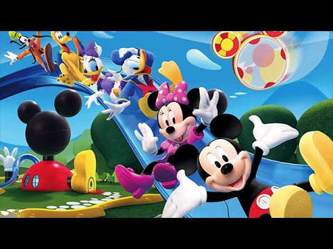 Mickey Mouse Clubhouse Full Episodes in English HD Castle of Illusion Gameplay PC - Disney Game