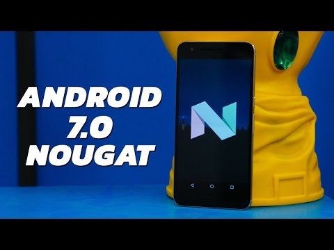Android 7.0 Nougat: The Wait Is Over!