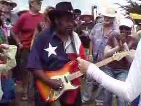 Guitar Shorty!