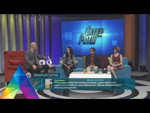 HITAM PUTIH - BERTAHAN HIDUP DENGAN GORESAN PENA (8/3/16) 4-4