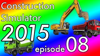 Construction Simulator 2015 - Career Multiplayer - EP:8