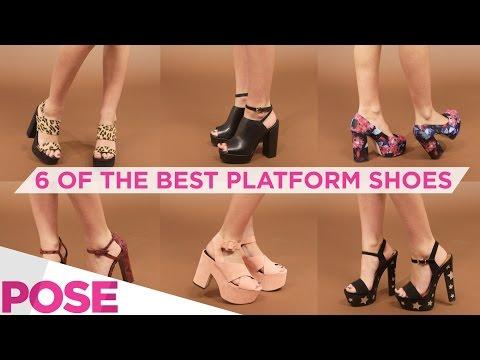 6 Of The Best Platform Shoes | TGIF S3E6/8