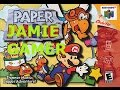 Jamie Gamer Paper Mario part 6 Merlon isn