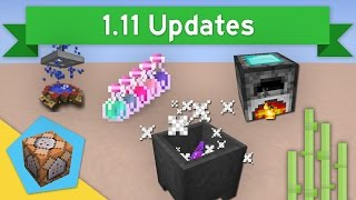 Minecraft 1.11 Update of Power Juices/Splash Juices/Advanced Furnaces/Bathroom Module