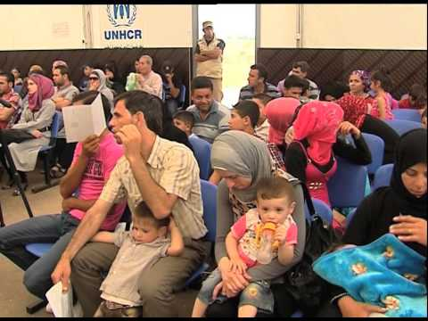 Syria Refugee Crisis: A Life, Interrupted