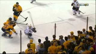 Last 2:16 mins of 3rd period Chicago Blackhawks vs Nashville Predators April 17 2015 NHL