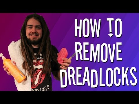 How To Remove Dreadlocks