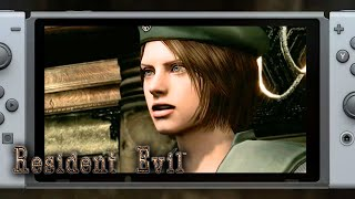 Resident Evil HD Remastered - Nintendo Switch Launch Trailer