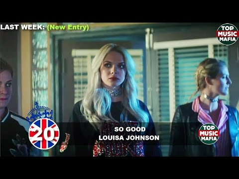 Top 40 Songs of The Week - November 12, 2016 (UK BBC CHART)
