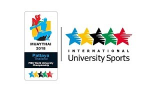 World University Muaythai Championships 2018 Pattaya