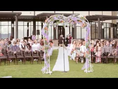 Vista at Cedar Hills Wedding Video by Utah Wedding Videographer