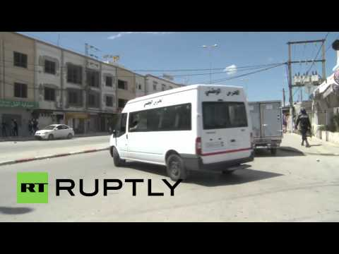 Tunisia: Benghazi US embassy attackers tear gassed off streets
