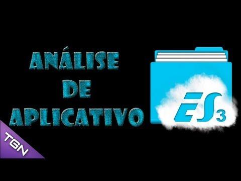 Análise de aplicativo - ES Explorador de Arquivos