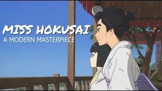 Miss Hokusai - A Modern Masterpiece