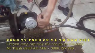 thay phốt máy rửa cao áp | tháo ráp đầu bơm cao áp | 0986.759.523 Mr Phụng