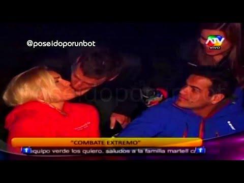 COMBATE: Besos en la Fogata de Combate Extremo 19/11/13