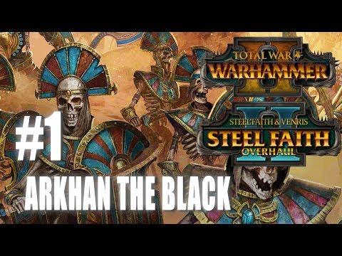 Total War: Warhammer II - SFO II - Arkhan the Black campaign #1